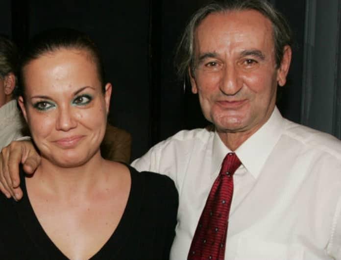 Συγκλονιστική αποκάλυψη για το Σωτήρη Μουστάκα! «Δεν είπε στη κόρη του για τον καρκίνο γιατί...»