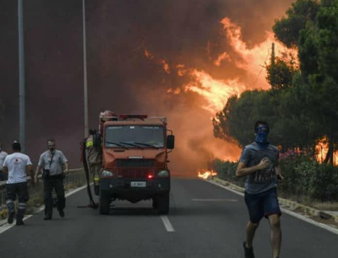 Φωτιές Αττική: Δεκάδες λάθη δείχνει το πόρισμα του πραγματογνώμονα των θυμάτων!