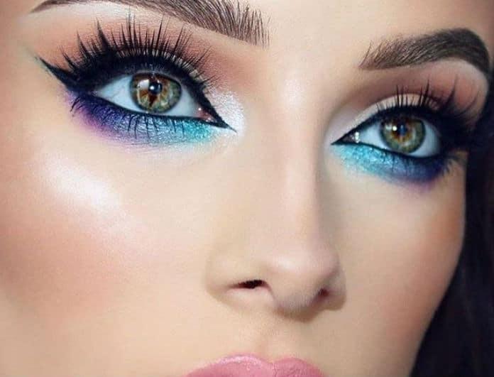 Eye Liner: Ξεχάστε τα κλασσικά! Η νέα τάση στο μακιγιάζ, φέρνει τα πάνω κάτω!