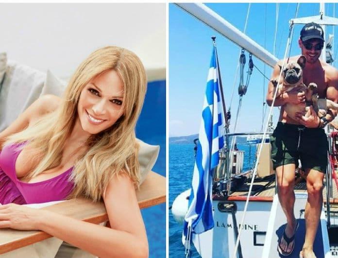 Η Έλλη Κοκκίνου επιβεβαιώνει το Youweekly.gr για τη σχέση της με «καυτό» επιχειρηματία!