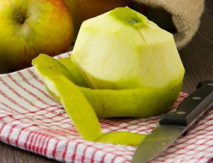 Μήλο: Μην βγάζεις τη φλούδα! Τα 3+1 οφέλη για την διατροφή σου!