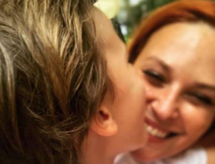 Σίσσυ Χρηστίδου: Τα γενέθλια του γιου της και η τούρτα υπερπαραγωγή!