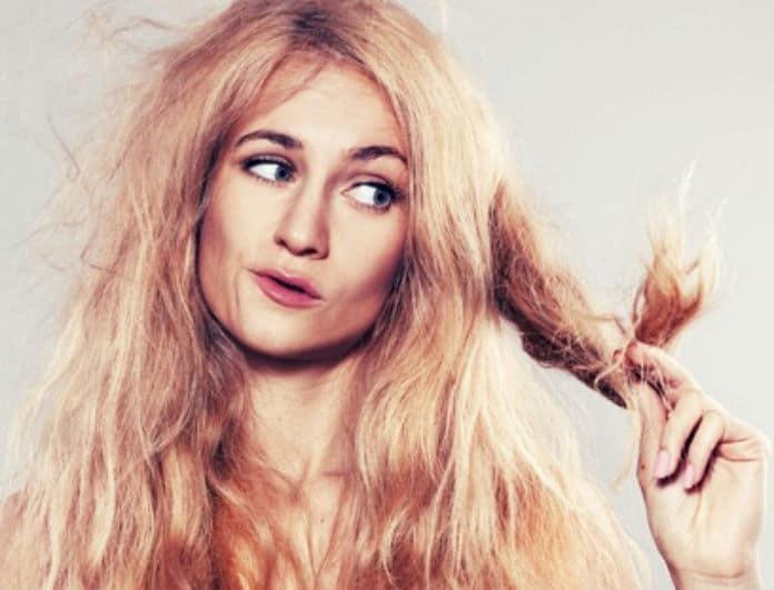Ταλαιπωρημένα μαλλιά: 3+1 tips για να τα χτενίσεις σωστά!