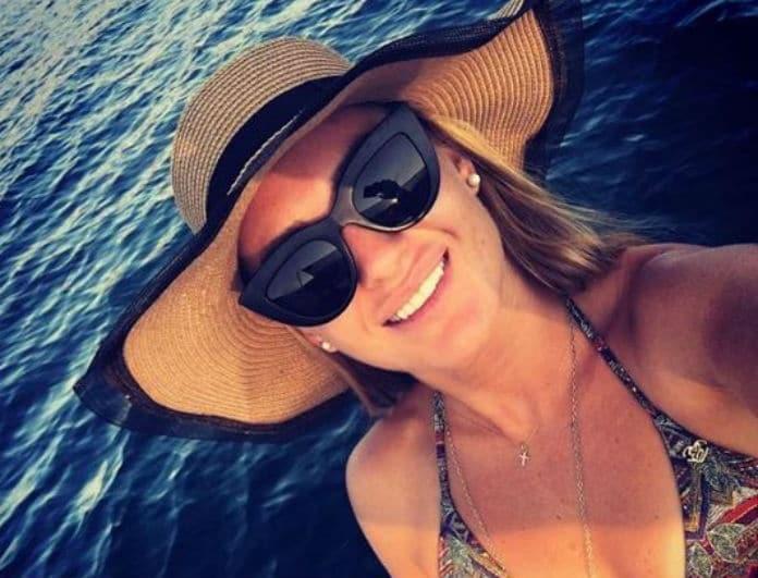 Κατερίνα Δαλάκα: Λάμπει από ευτυχία γιατί έχει βρει την αγνή αγάπη! Δείτε και θα καταλάβετε...