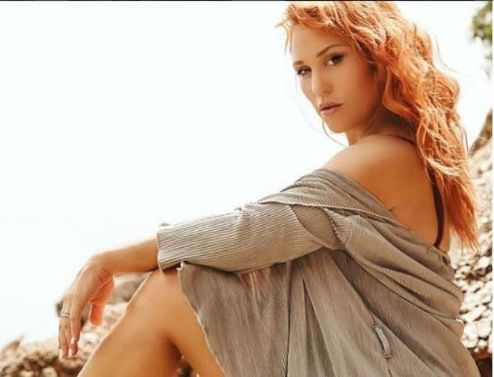Πηνελόπη Αναστασοπούλου: Με φουσκωμένη κοιλίτσα και rock διάθεση... Η πιο όμορφη φωτογραφία της ηθοποιού