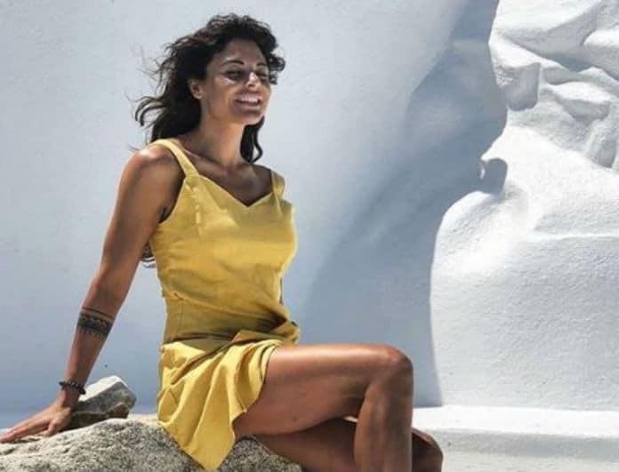 Ειρήνη Κολιδά: Για πρώτη φορά μας συστήνει τον αγαπημένο της! Η απίθανη φωτογραφία των διακοπών τους!