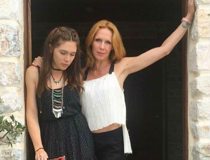 Αφροδίτη Λιάντου: H 19χρονη κόρη της Εβελίνας Παπούλια κόβει την ανάσα με το κορμί της!