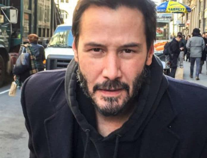 Keanu Reeves: Απίστευτο περιστατικό! Είναι παντρεμένος ... κατά λάθος!