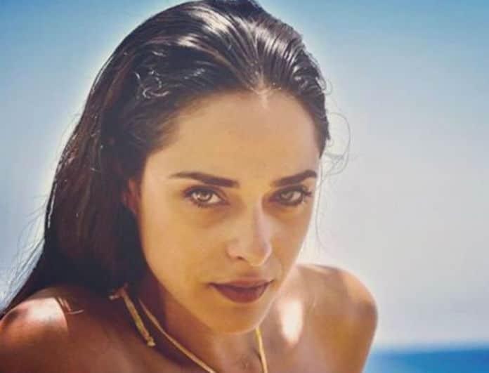 Ευαγγελία Συριοπούλου: Γοργόνα! Η φωτογραφία της ηθοποιού που μάγεψε το Instagram!