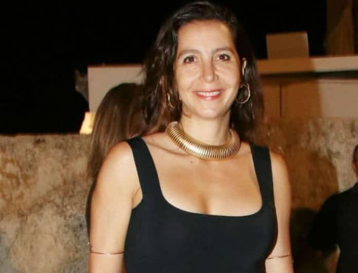 Μαρία Ελένη Λυκουρέζου: Πιο κομψή από ποτέ σε εμφάνιση που θα συζητηθεί!