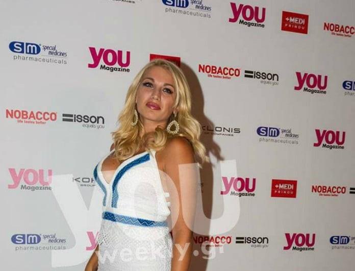 Κωνσταντίνα Σπυροπούλου: Γιατί αγάπη μου βάζεις το χεράκι σου και βγάζεις το ματάκι σου;Τόσο γκάου;