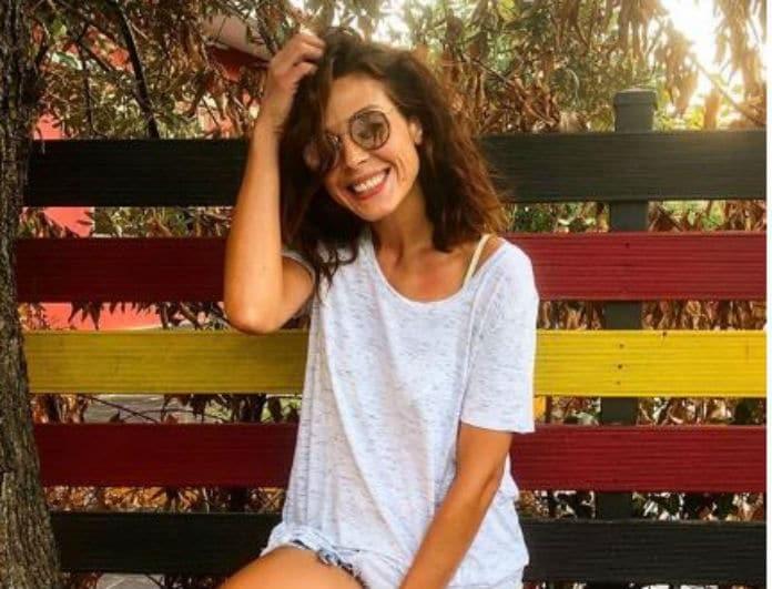 Ιωάννα Τριανταφυλλίδου: Η πιο γλυκιά φωτογραφία της μετά την επιστροφή της στην Ελλάδα!