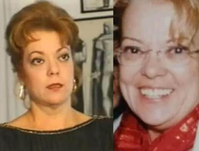 Μαρίνα Πεφάνη: Πέθανε η ηθοποιός που αγαπήσαμε από τον «Κατήφορο»!