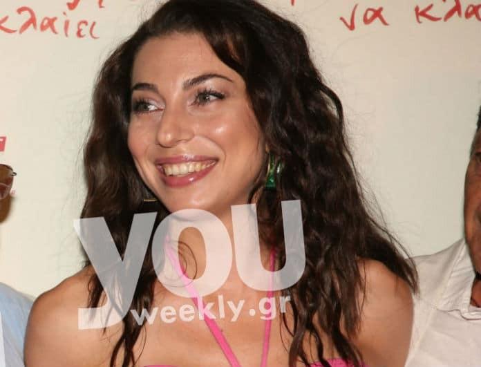 Αναγνωρίζετε την καλλονή της φωτογραφίας; Είναι κόρη πασίγνωστης Ελληνίδας ηθοποιού!