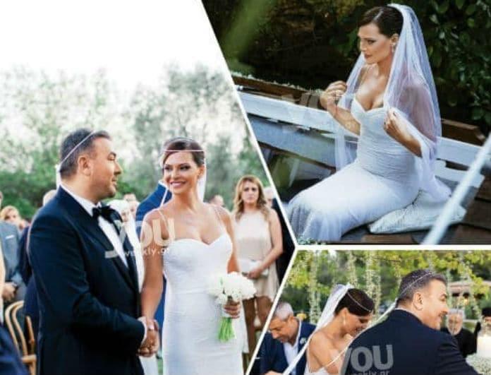 Μπόσνιακ - Ρέμος: Νέες αδημοσίευτες φωτογραφίες από το γάμο της χρονιάς!