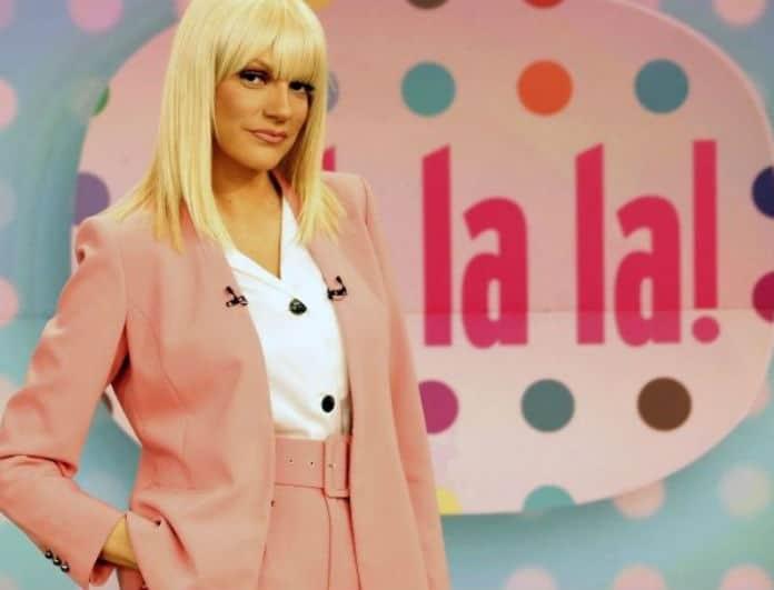 Σάσα Σταμάτη: Αποκαλύπτει για πρώτη φορά γιατί δεν είναι Βαλαβάνη - Καρποντίνη στο Ooh la la!