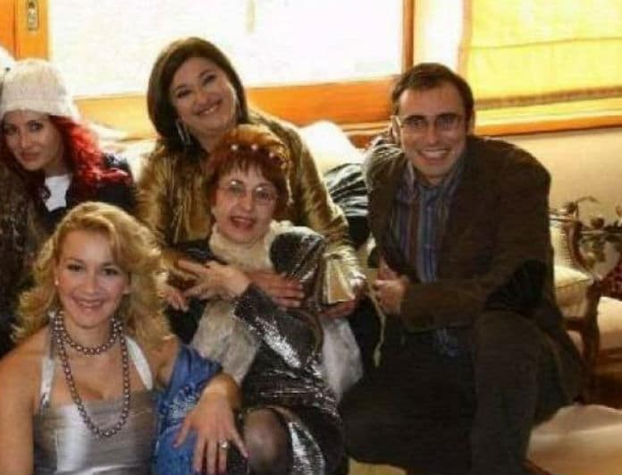 Ξανά μαζί Καπουτζίδης και Θεοπούλα... μετά το