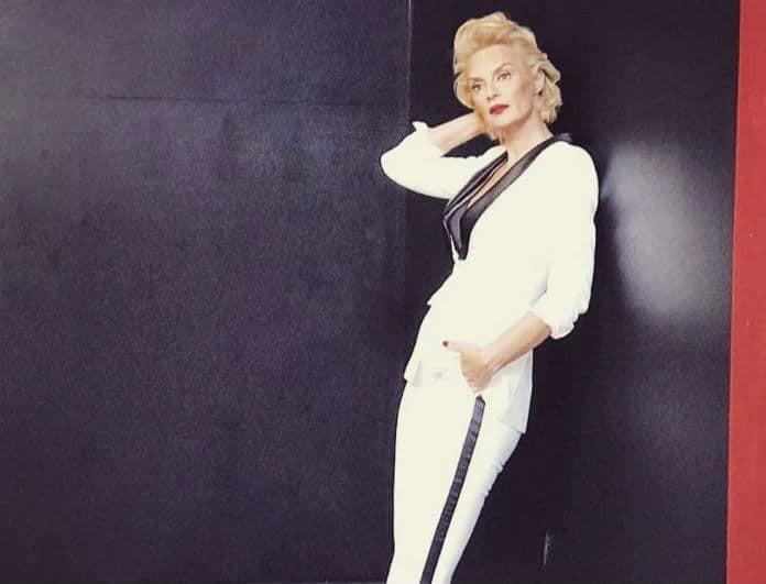 Έλενα Χριστοπούλου: Η μέντορας του GNTM φοράει... Ζara!