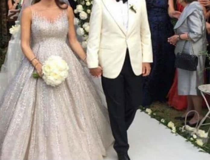 Σκάνδαλο μεγατόνων: Γάμος μαϊμού πασίγνωστου Έλληνα εφοπλιστή με την νεαρή αγαπημένη του!