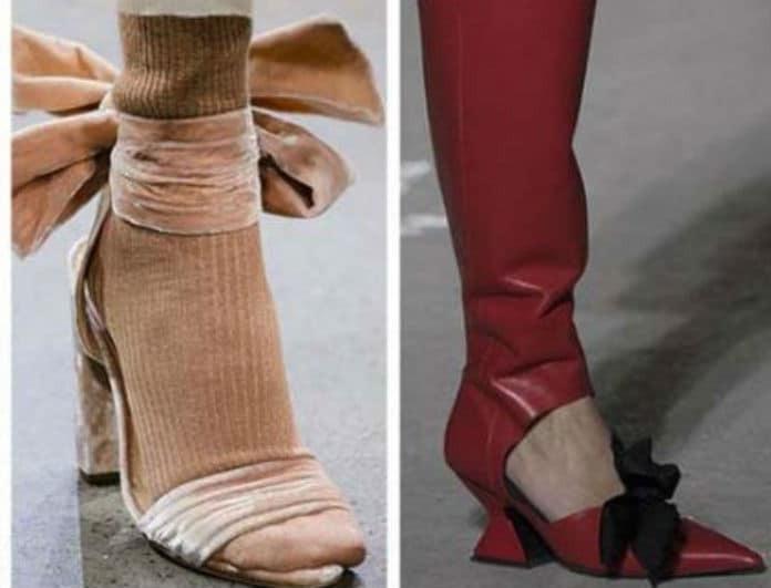 Οι κορυφαίοι σχεδιαστές μίλησαν! 26 trends παπουτσιών για το Φθινόπωρο-Χειμώνα!
