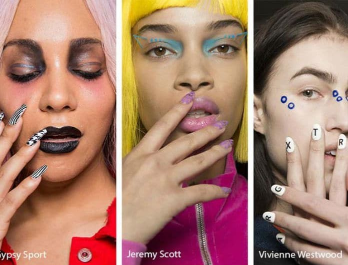 Οι μεγάλοι οίκοι μόδας μίλησαν! Αυτές είναι οι κορυφαίες τάσεις στα νύχια για Φθινόπωρο-Χειμώνα!