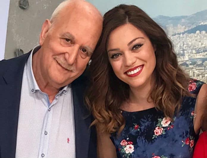Ντοκουμέντο: Ψέματα είπε ο Παπαδακης ότι η Μπάγια Αντωνοπούλου είναι άρρωστη! Χαμός στον ΑΝΤ1!
