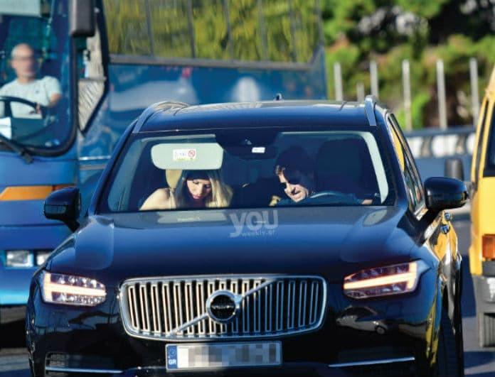 Ελένη Μενεγάκη: Προκάλεσε κομφούζιο! Σταμάτησε η κυκλοφορία στην Κηφισίας! Τι συνέβη;