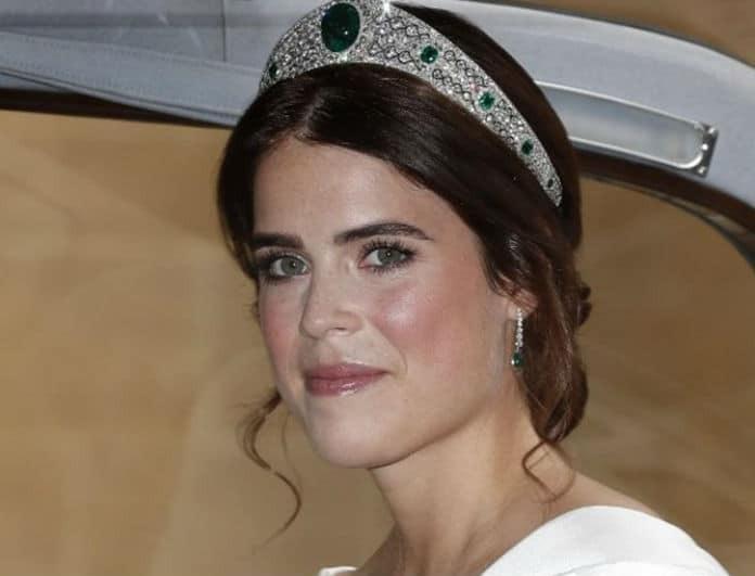 Ο παραμυθένιος γάμος της πριγκίπισσας Ευγενίας θυμίζει κάτι από Σταχτοπούτα! Όλες οι φωτογραφίες....