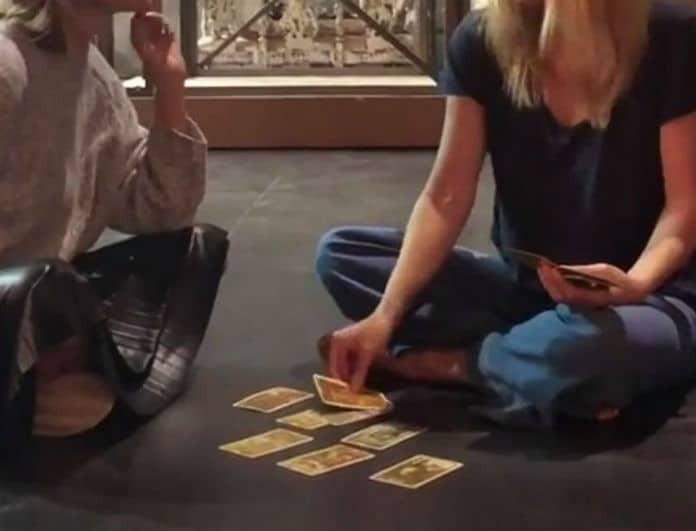 Ελληνίδα ηθοποιός ρίχνει τα χαρτιά και τρελαίνει πασίγνωστη celebrity!
