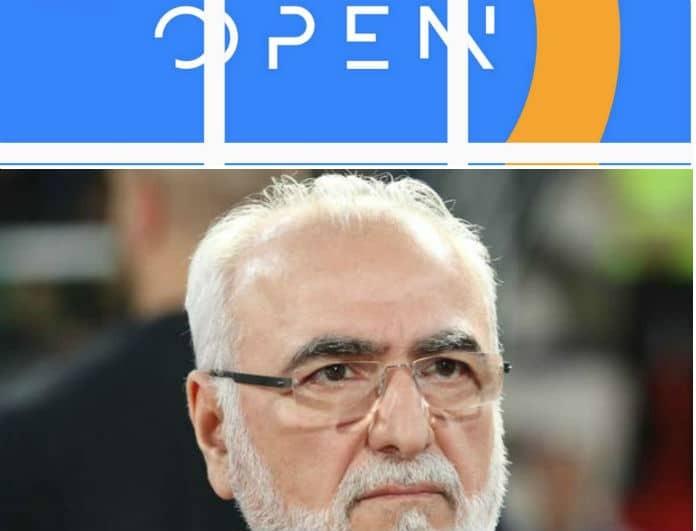 Open: Κόβονται όλα τα προγράμματα! Τι προθεσμία τους έδωσε ο Σαββίδης!