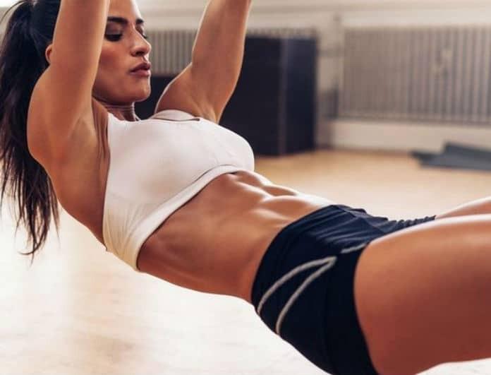 Κάψε λίπος μέσα σε 4 λεπτά! Αυτός είναι ο πιο αποτελεσματικός τρόπος!