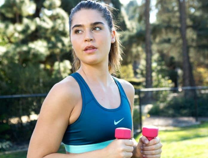 5 fitness hacks για να κάνεις την καθημερινή σου γυμναστική!