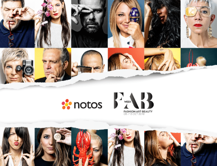 Notos: When Fashion Meets Art, Beauty is born at notos department stores!
