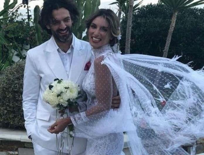 Γάμος Οικονομάκου: Το περιστατικό που τη στεναχώρησε!