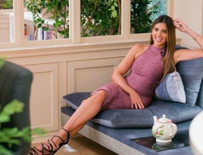 Η super chic εμφάνιση της Σταματίνας Τσιμτσιλή στο Happy Day! Όλες οι λεπτομέρειες για το λουκ της…