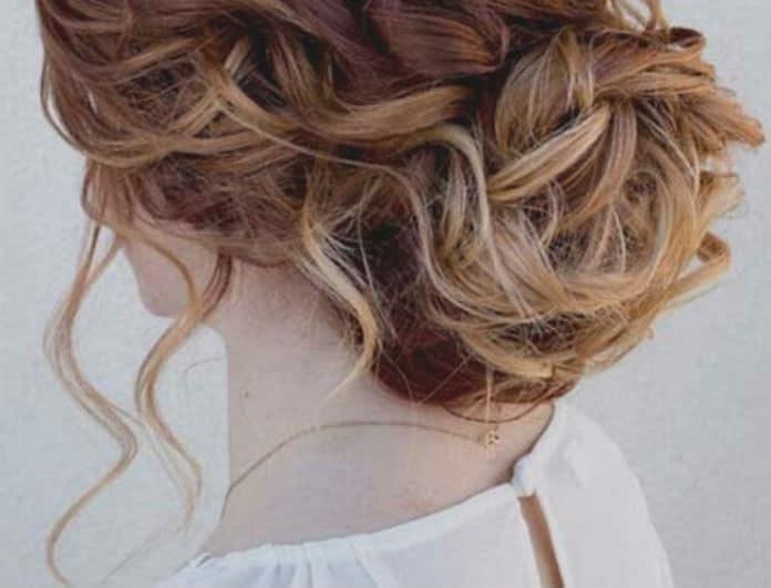 3 εύκολοι και chic τρόποι να πιάσεις τα μαλλιά σου!