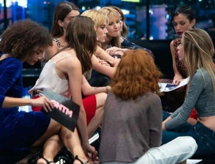 GNTM spoiler: Βίκυ Καγιά-Ζενεβιέβ Μαζαρί-Έλενα Χριστοπούλου δίνουν τη πιο σκληρή δοκιμασία! (Βίντεο)