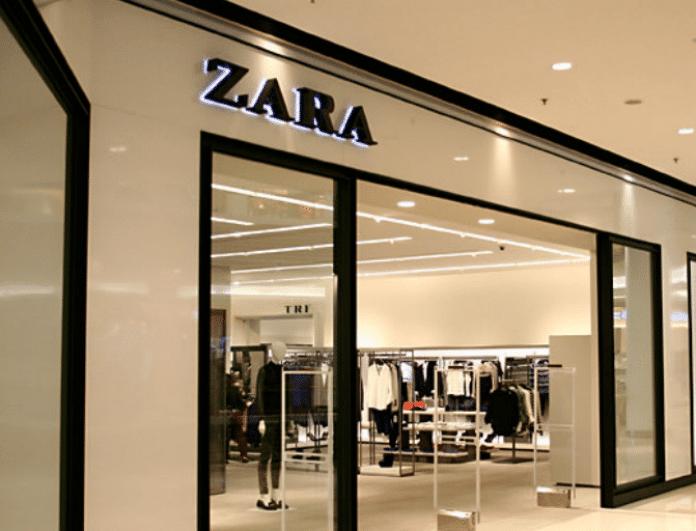 Zara: Το απόλυτο φόρεμα για Χριστούγεννα - Πρωτοχρονιά! Κοστίζει λιγότερα από 40 ευρώ!