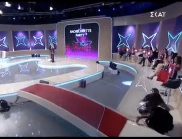 My Style Rocks 2 Gala: Η επική τούμπα της Παπαδέλη και το... τρολάρισμα! (βίντεο)
