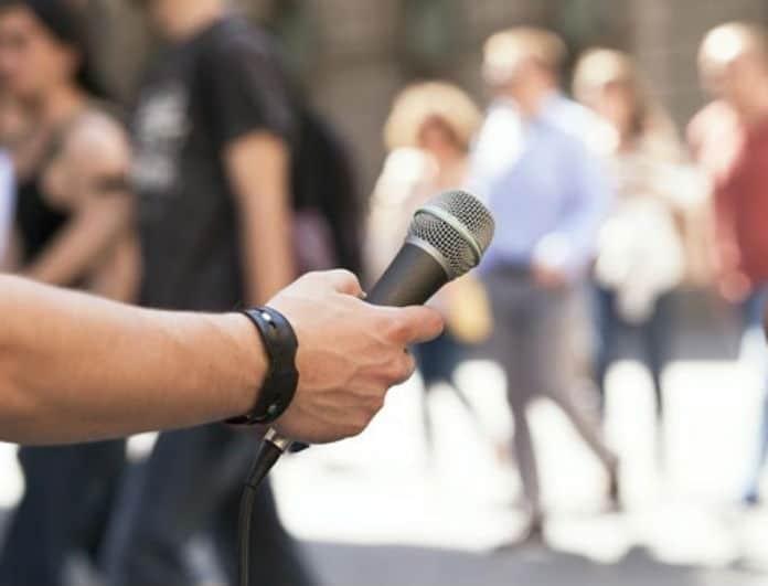 Βίντεο σοκ! Δημοσιογράφος υπέστη καρδιακή προσβολή on air!