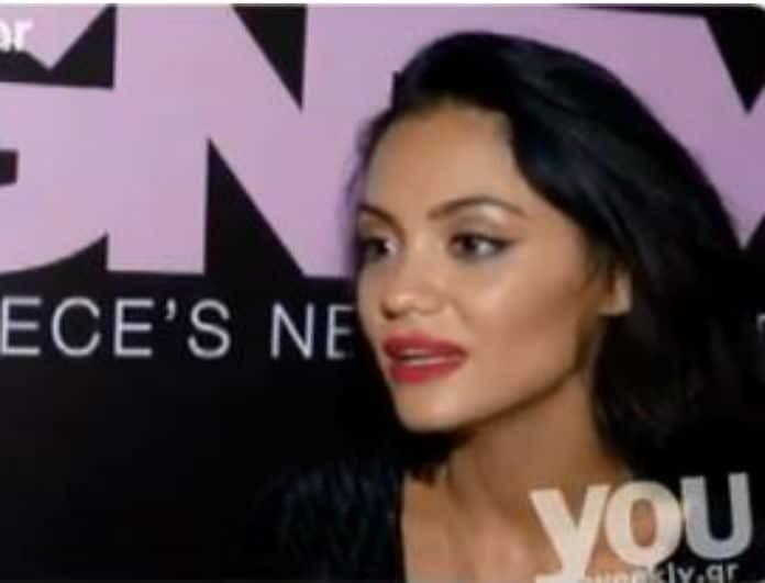 GNTM: Η Άννα Αμανατίδου.. στόλισε κανονικότατα την Βίκυ Καγιά! (Βίντεο)