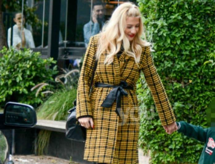 Φαίη Σκορδά: Αυτό το παλτό δεν πρέπει να το χάσεις! Η πιο stylish εμφάνιση για απογευματινές βόλτες!