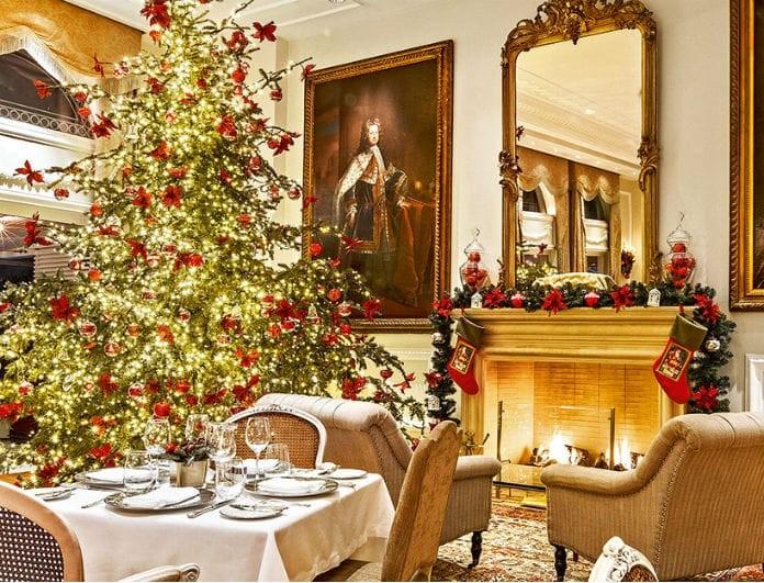 """2076a10c4ae8 Ονειρικά Χριστούγεννα   Πρωτοχρονιά με μοναδικά Ρεβεγιόν    Gold""""  εορταστικά πακέτα διαμονής"""