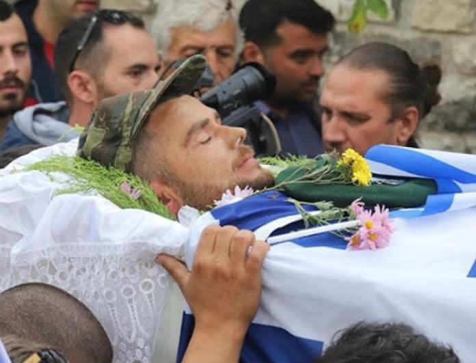 Κωνσταντίνος Κατσίφας: «Αυτός είναι ο δολοφόνος του, με το ονοματεπώνυμό του»