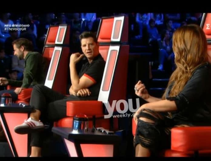 The Voice: Η παίκτρια που άφησε κάγκελο τους κριτές και εκείνη που... δεν ήξεραν τι γλώσσα τραγουδάει! (Βίντεο)