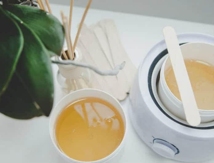 Λεμόνι με ζάχαρη: H φυσική μέθοδος για αποτρίχωση!