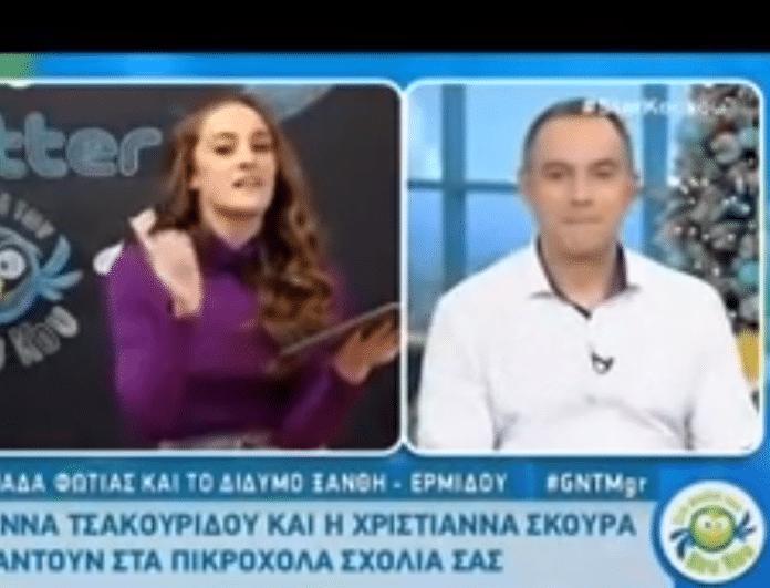 GNTM: Ο άγριος τσακωμός της Άννας με τη Μέγκι! «Μου πέταξε αναπτήρα και...» (Bίντεο)