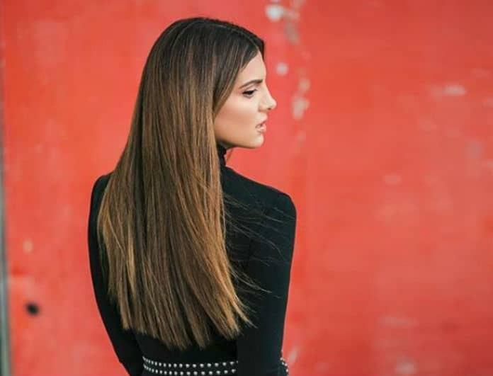 Το μαύρο φόρεμα της Σταματίνας Τσιμτσιλή που μπορείς να το φοράς σε όλες τις περιστάσεις!