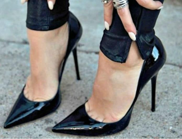 Το απόλυτο tip γα να φοράτε ψηλά τακούνια χωρίς πόνο!