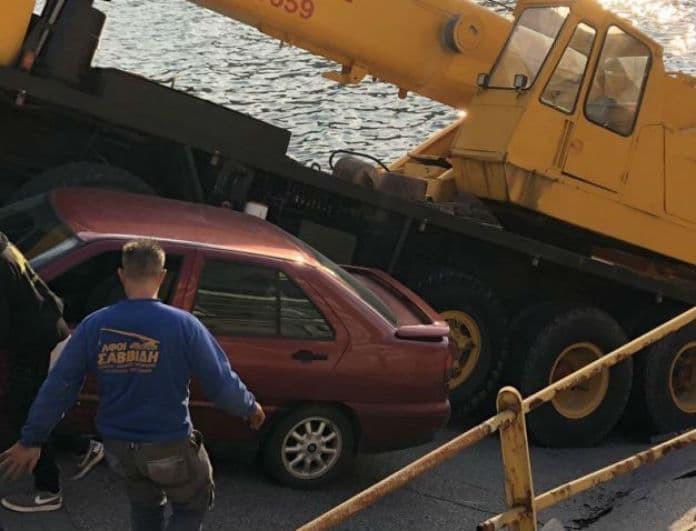 Καβάλα: Εγκλωβίστηκαν οδηγοί και επιβάτες από  κατάρρευση γέφυρας!